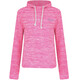 Dare 2b Mantilla Fleece Hoodie Women Cyber Pink